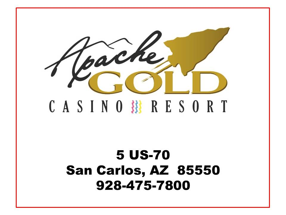 Apache Gold Business Card