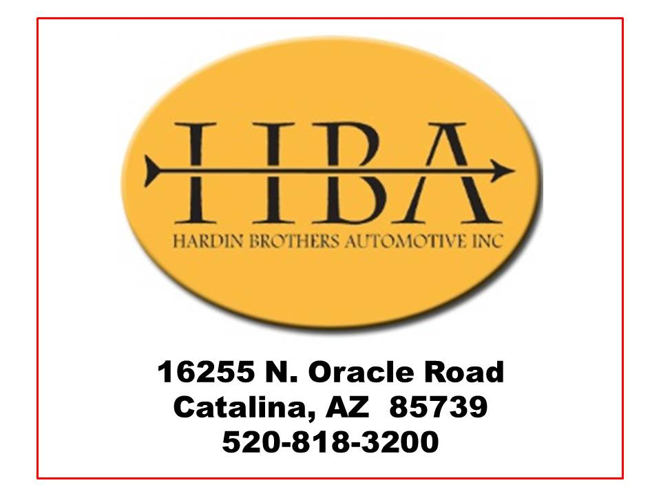Hardin Brothers Automotive Business Card