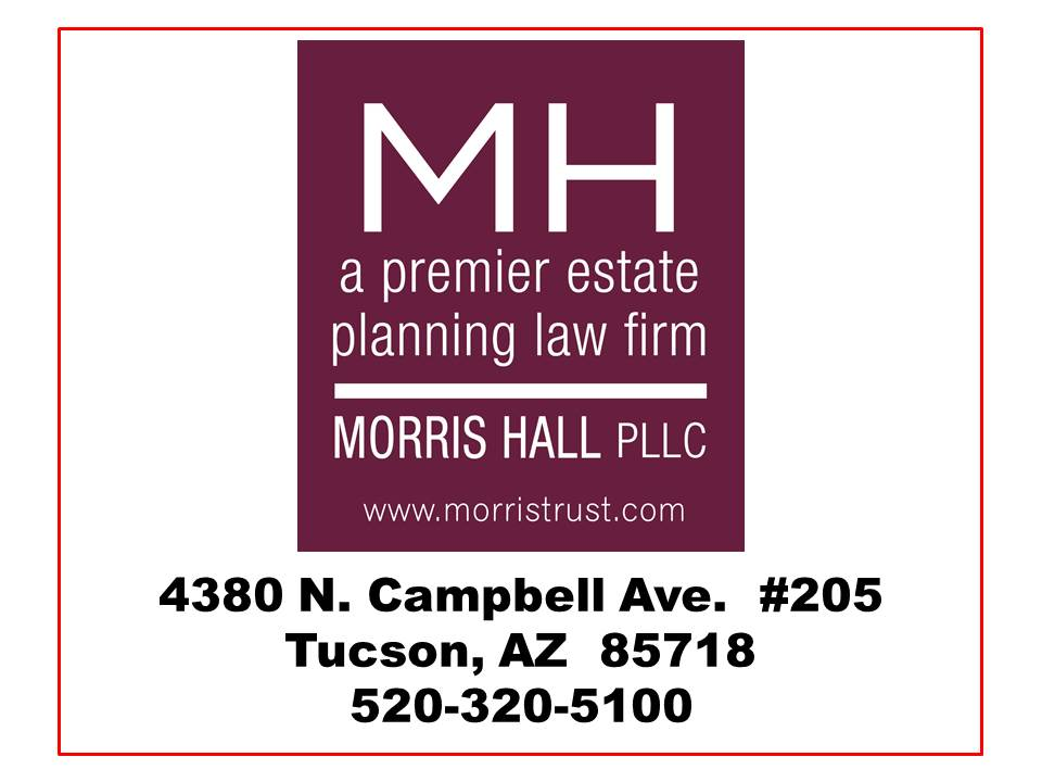 Morris Hall Business Card
